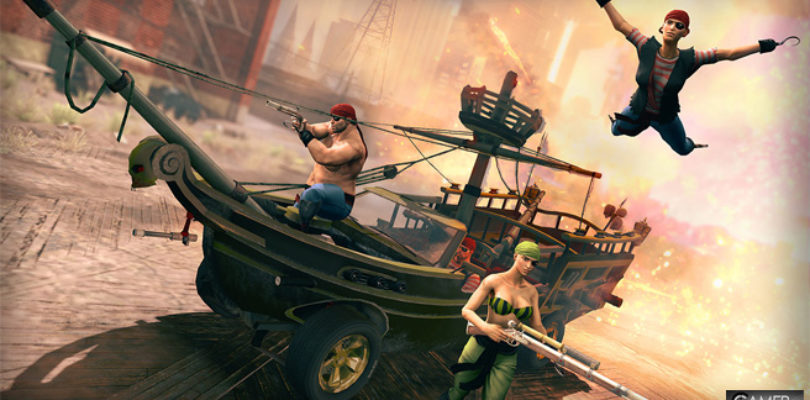 Saints Row 4 Pack Botín Pirata 2
