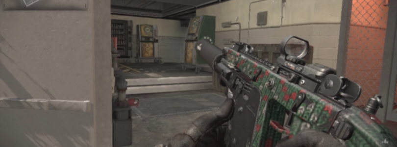Call of Duty Ghosts Christmas Camo.