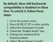 Xbox One Fake