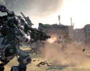 Titanfall Stryder Armor.