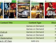 Rockstar Xbox Live