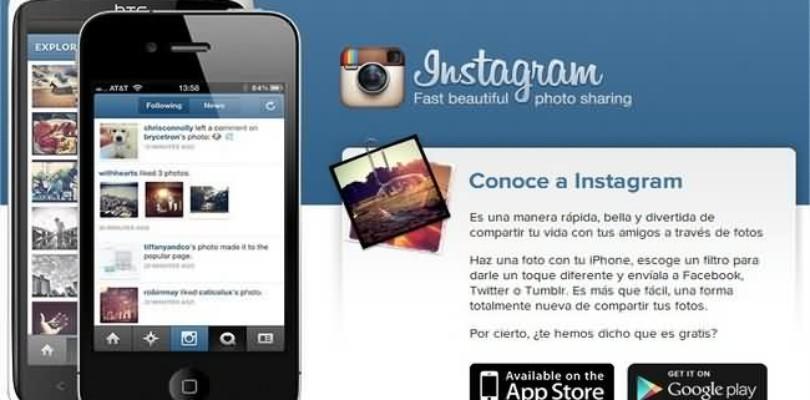 Cuatro formas de llevar el servicio web Instagram a tu escritorio