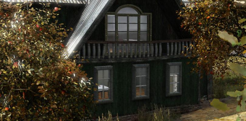 Interior work in progress screenshots taken from inside DayZ