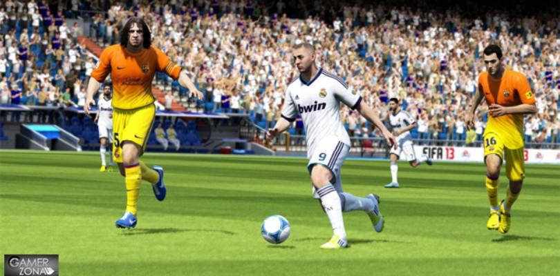 FIFA 13 Wii 2 Real Madrid