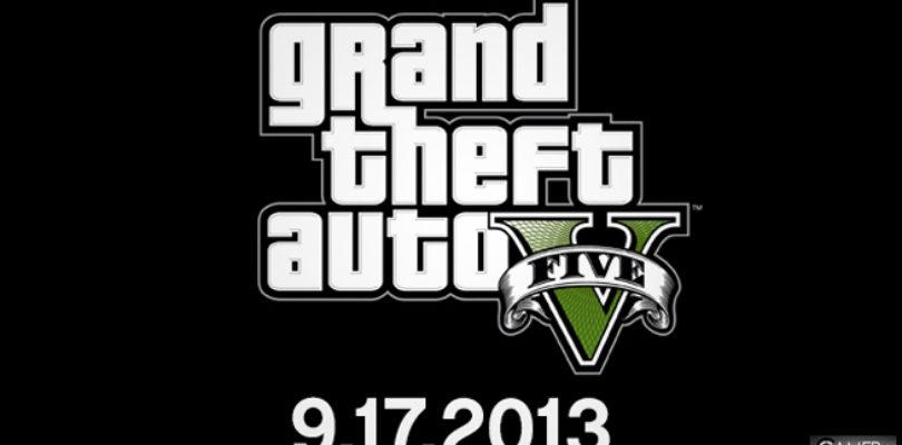 GTA 5 lanzamiento