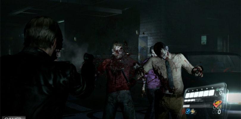 Resident evil 6 shooter