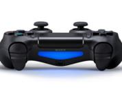 DualShock 4 barra azul