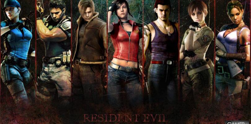 Resident Evil Super pack