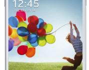 Samsung Galaxy S4 diseño