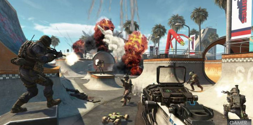 Black Ops II Revolution