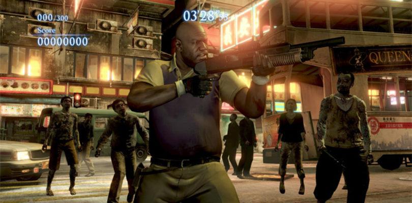 Resident Evil 6 Left 4 Dead