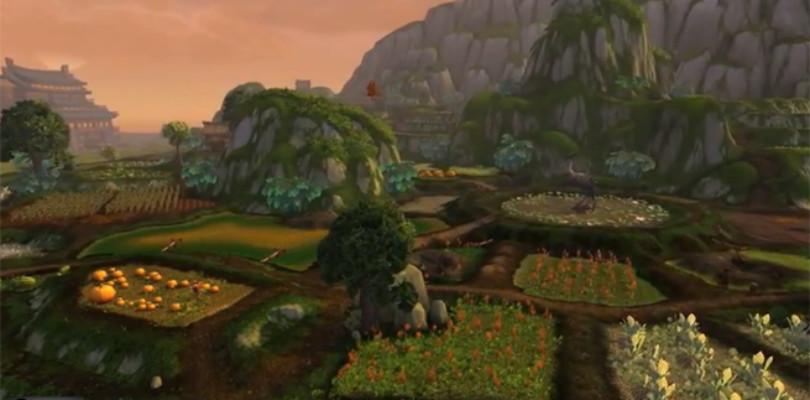 World of Warcraft Mists of Pandaria video