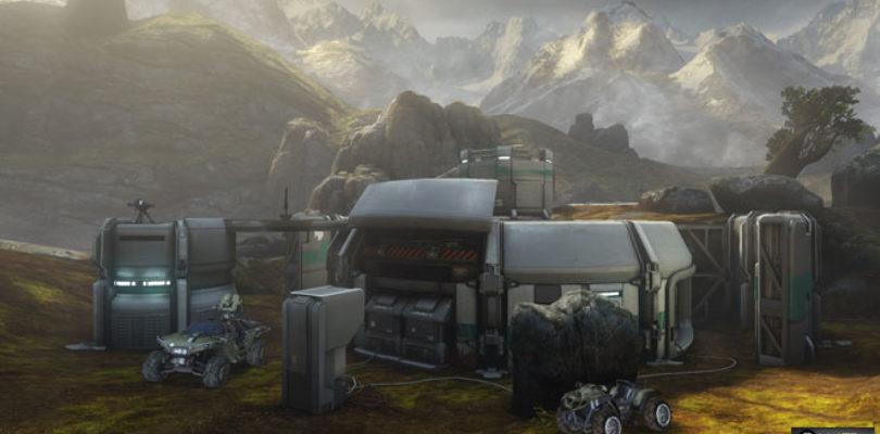 Halo 4 Daybreak