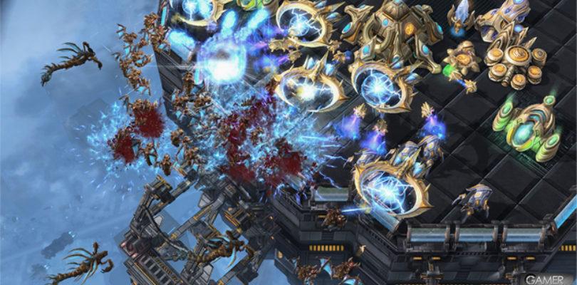 starcraft heart swarm