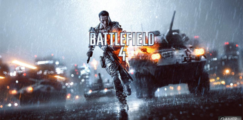 Battlefield 4 artwork