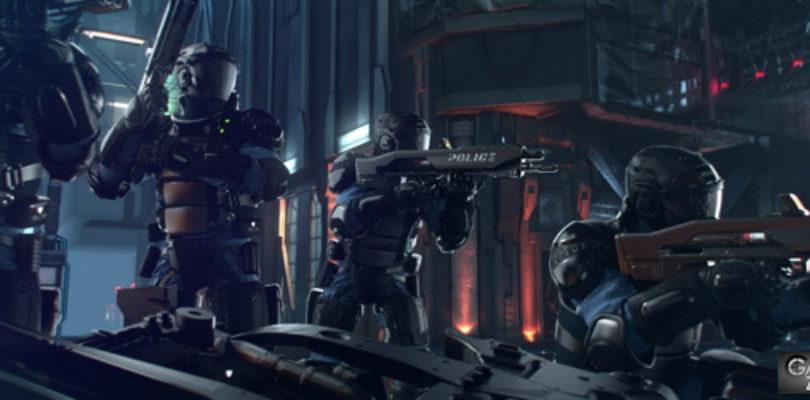 Cyberpunk 2077 imágen tráiler