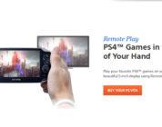 PS Vita Remote Play PlayStation 4