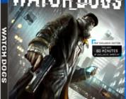 Watch Dogs Portada PS4