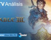 Fable III está disponible gratuitamente para usuarios Gold