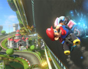 Mario Kart 8 antigravedad