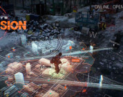 Tom Clany The Division.