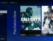 PlayStation 4 interfaz