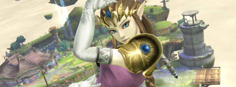 Super Smash Bros Zelda 1