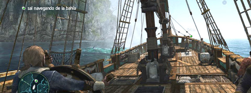 PS4 análisis de Assassin's Creed IV Black Flag para 'next-gen'.