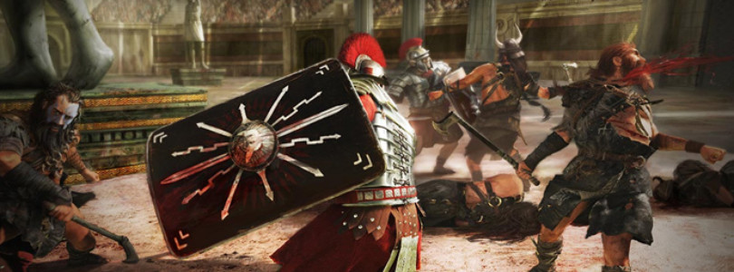 Ryse Son of Rome armaduras