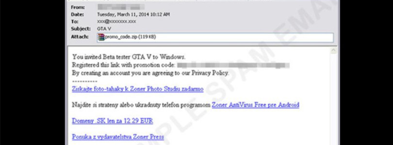 Malware GTA 5